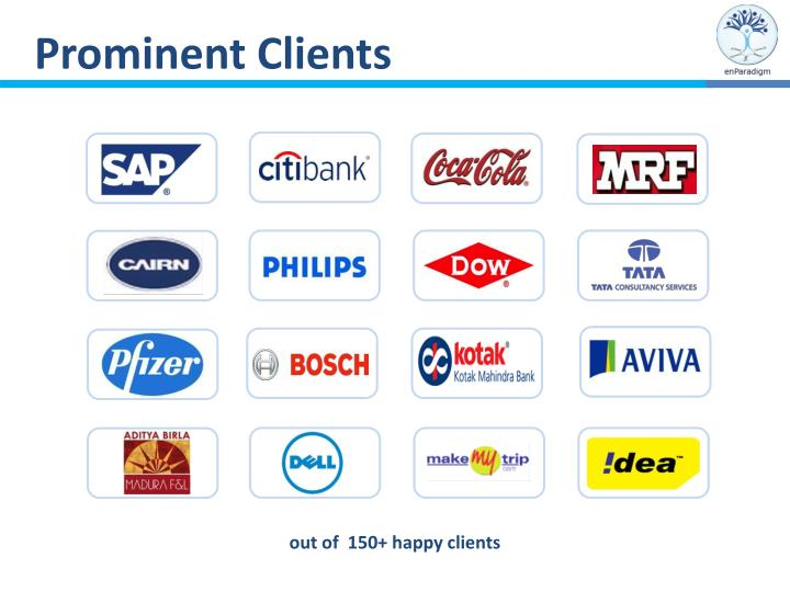 Prominent Clients
