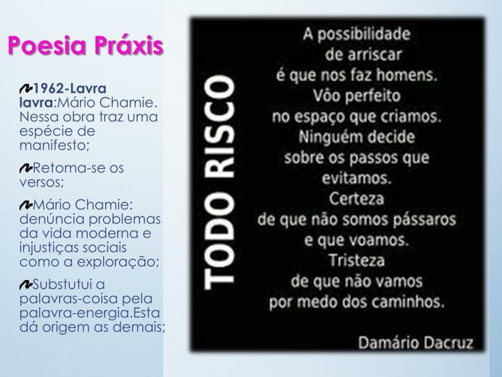 Poesia Práxis