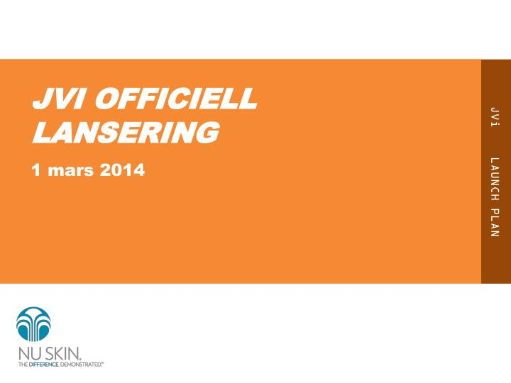 JVI OFFICIELL