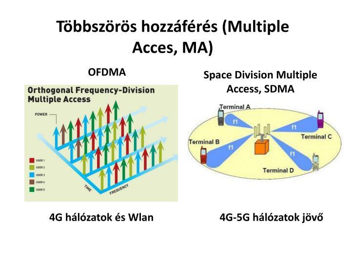 Többszörös hozzáférés (