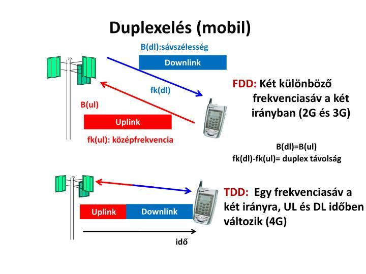 Duplexelés