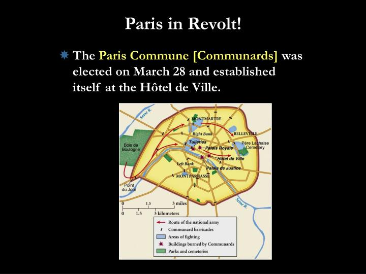 Paris in Revolt!