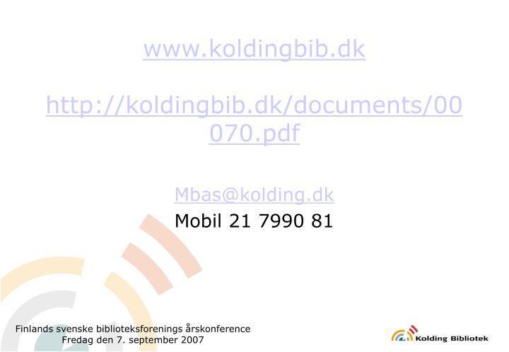 Mbas@kolding.dk