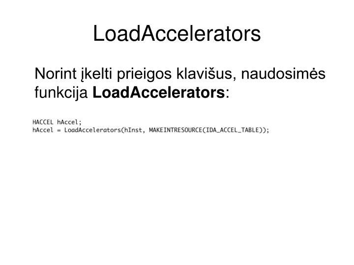 LoadAccelerators