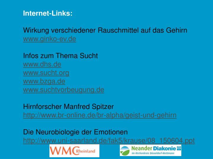 Internet-Links: