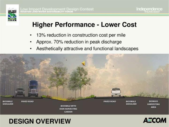Green roadway design winner