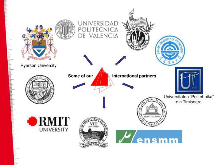 """Universitatea """"Politehnika"""" din Timisoara"""