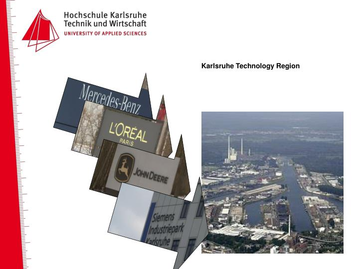 Karlsruhe Technology Region