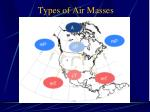 types of air masses2