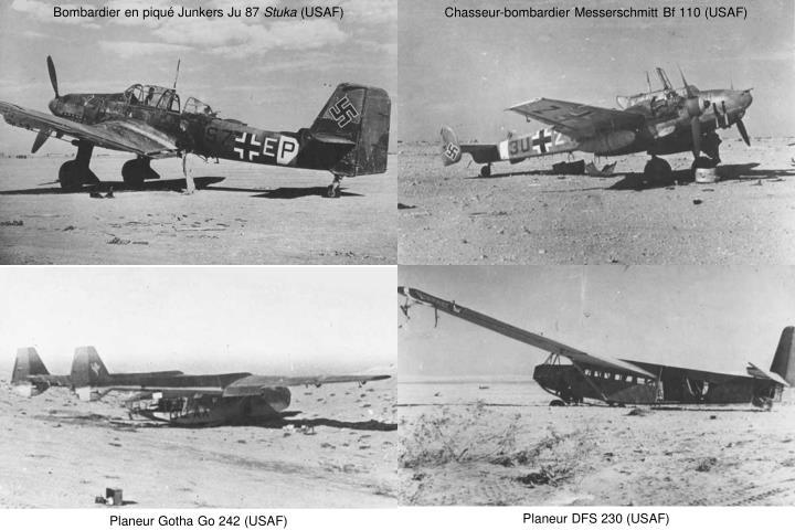 Bombardier en piqué Junkers Ju 87