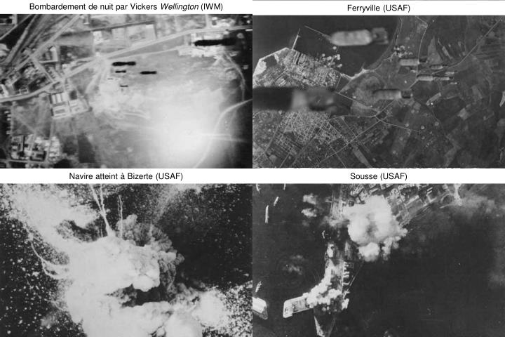 Bombardement de nuit par Vickers