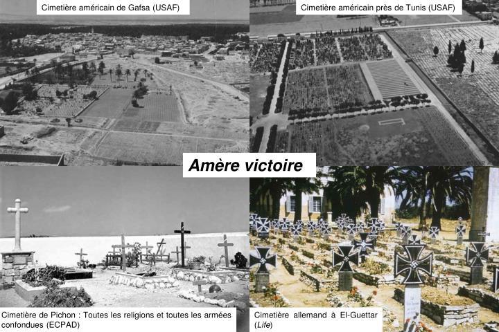 Cimetière américain de Gafsa (USAF)
