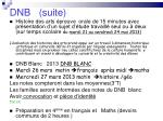 dnb suite