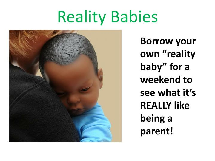 Reality Babies