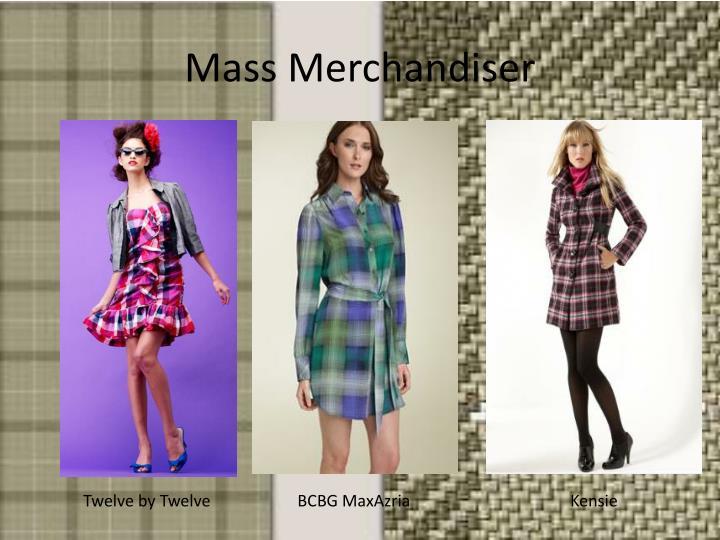 Mass Merchandiser