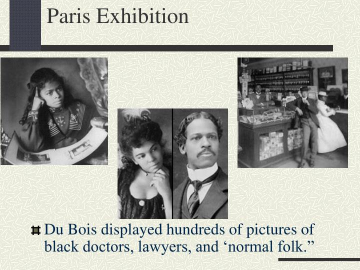 Paris Exhibition