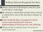 william edward burghardt du bois1