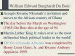 william edward burghardt du bois6