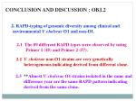 conclusion and discussion obj 2