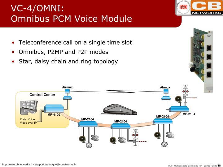 VC-4/OMNI: