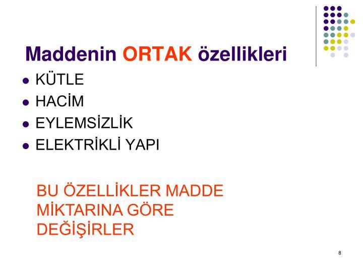 Maddenin