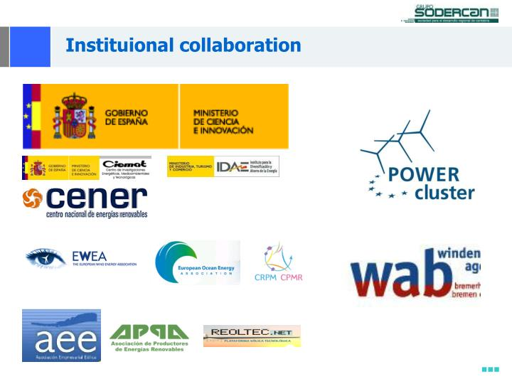 Instituional collaboration