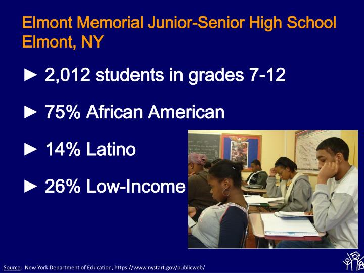 Elmont Memorial Junior-Senior High School