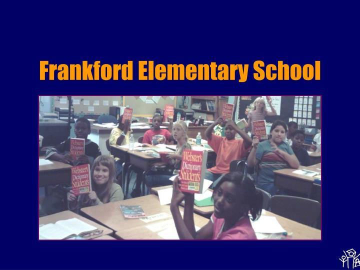 Frankford Elementary School