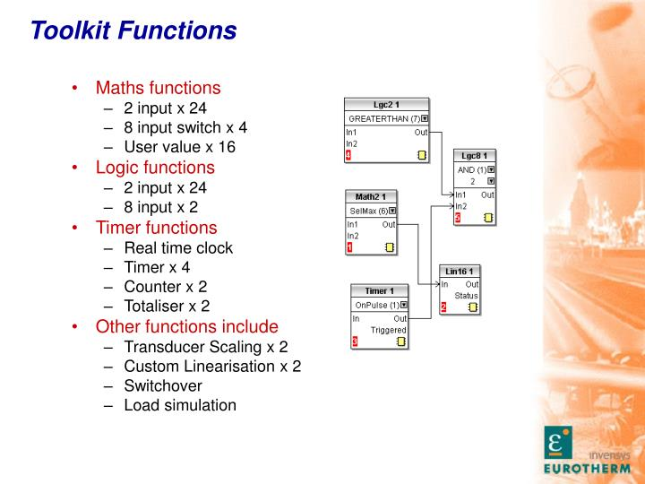 Toolkit Functions