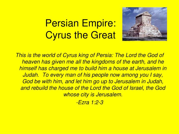 Persian Empire: