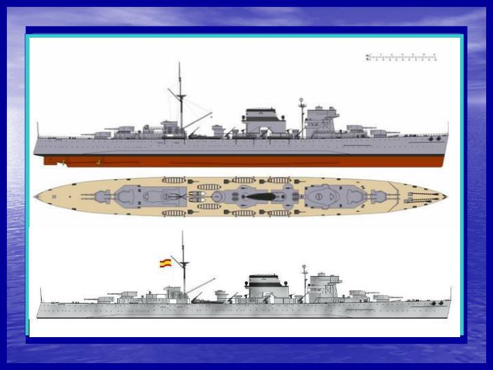 Su dotacin era de ms de 1.000 hombres, y mientras estuvo navegando lo mandaron 43 capitanes de navo e izaron su insignia en l 31 almirantes.