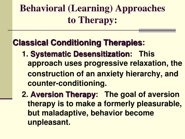 behavioral and social learning approaches to While the behaviorist perspective asserts that a child must overtly perform a  behavior himself in order for learning to occur, social learning.