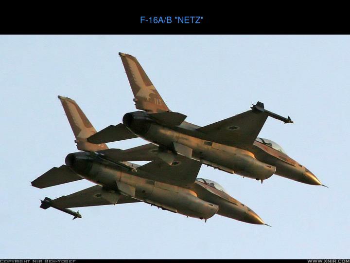 """F-16A/B """"NETZ"""""""