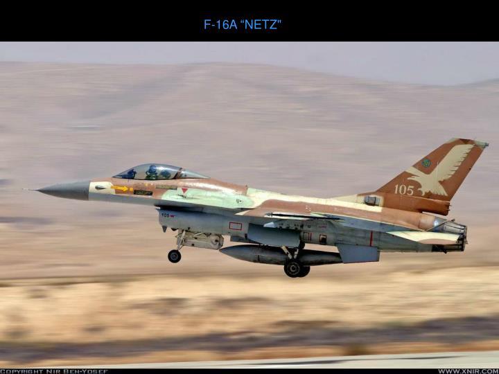 """F-16A """"NETZ"""""""