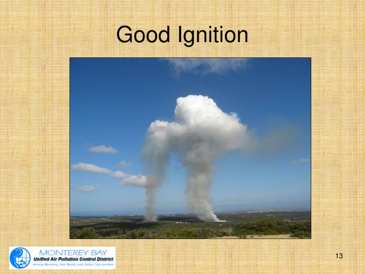Good Ignition