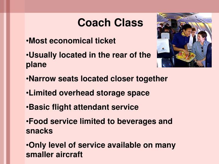 Coach Class