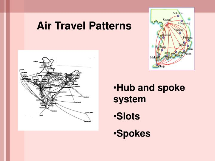 Air Travel Patterns
