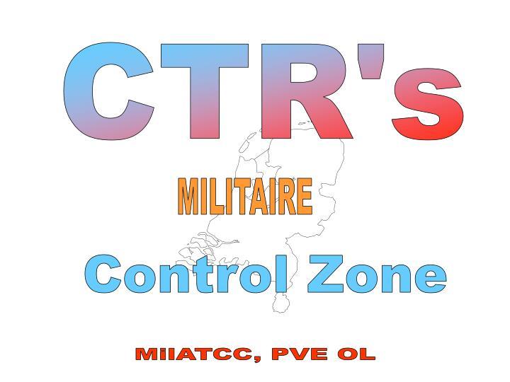 CTR's
