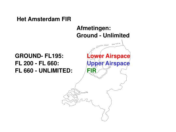 Het Amsterdam FIR