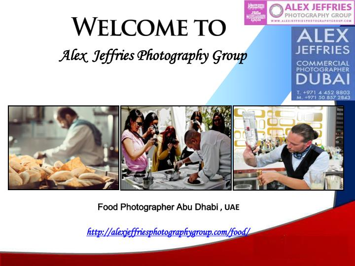Alex  Jeffries Photography Group