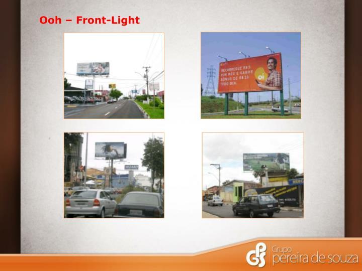 Ooh – Front-Light