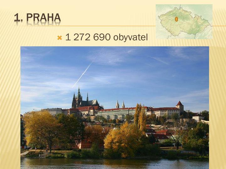 1272690 obyvatel