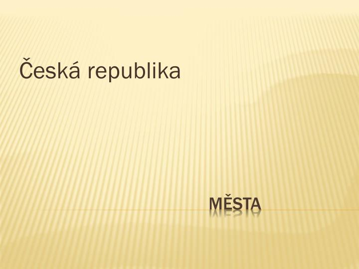 Esk republika