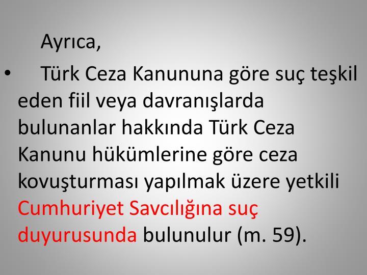 Ayrca,