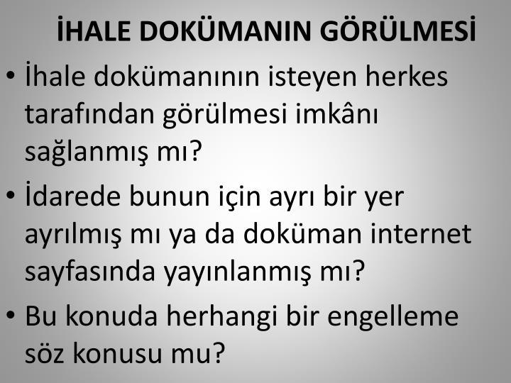 HALE DOKMANIN GRLMES