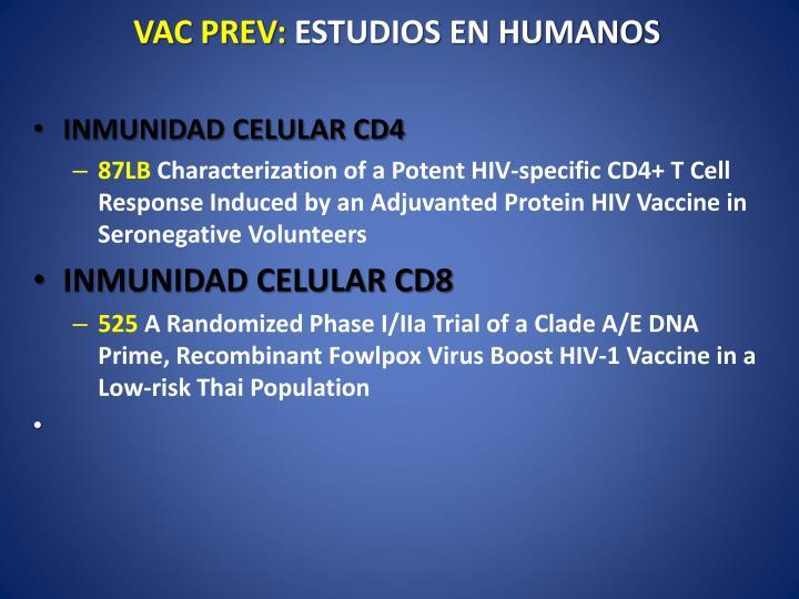 VAC PREV: