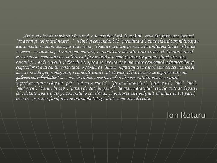 Ion Rotaru