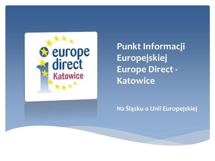 Punkt Informacji Europejskiej