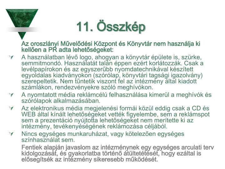 11. Összkép