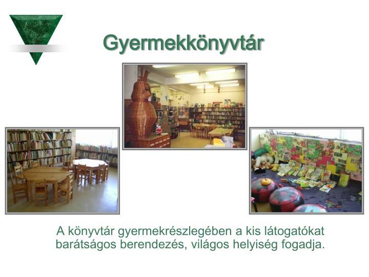 Gyermekkönyvtár